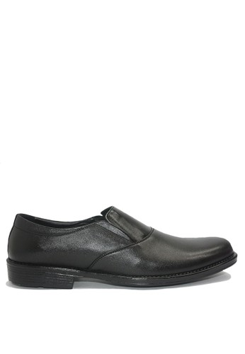 Dr. Kevin black Dr. Kevin Men Dress & Bussiness Formal Shoes 13285 - Black DR982SH0USA5ID_1