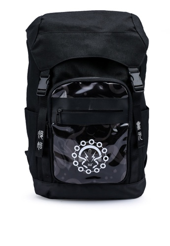 361° black Cross Training Backpack 3E165AC0FC09D2GS_1
