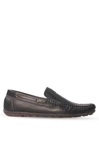 Tony Perotti black Tony Perotti Loafers Artiro - Black TO890SH0VNHJID_1