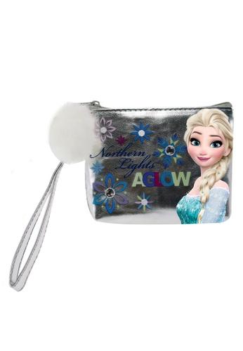 Disney Frozen silver Disney Frozen Aglow Bling Bling Coin Purse 98C4AKC56B4F06GS_1