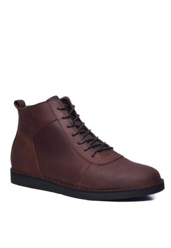 Jual Toods Footwear Toods Footwear Le Cies Cokelat