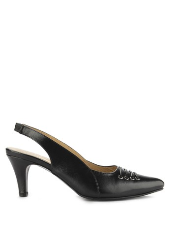 Elle black Ladies Shoes 40108Za 03E5ASHC1C237EGS_1