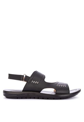 H2Ocean black Adahy Sandals F74B3SHB158AEBGS_1