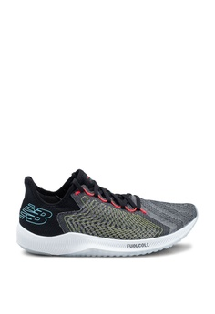 2edb0afefade8 New Balance black Fuelcell Rebel Performance Running Shoes  A46BFSH7453AE7GS_1