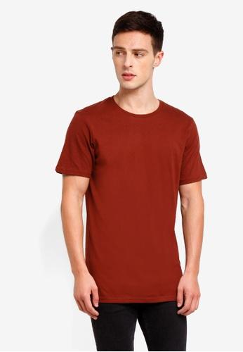 Cotton On 紅色 Essential Crew Tee 352D8AA223C6DEGS_1