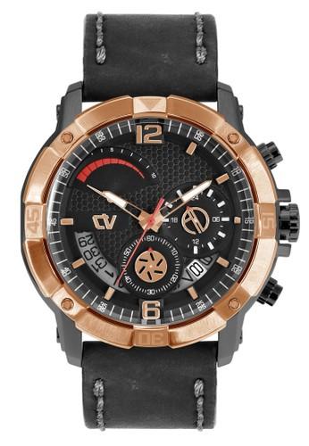 Christ Verra black Christ Verra Women's Watches CV C 67396L-28 BLK 04137AC9227C83GS_1
