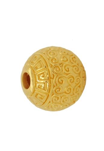 LITZ gold [SPECIAL] LITZ 999 (24K) Gold Bead Charm EPC0637 (1.60g) 50FB7ACE491BB6GS_1