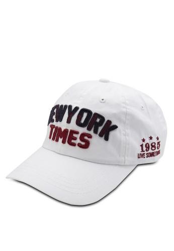 『紐約時報』文字棒球帽, 飾品配件esprit 羽絨外套, 飾品配件