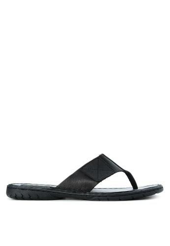 H2Ocean black Amadeo Sandals H2527SH66WDLPH_1