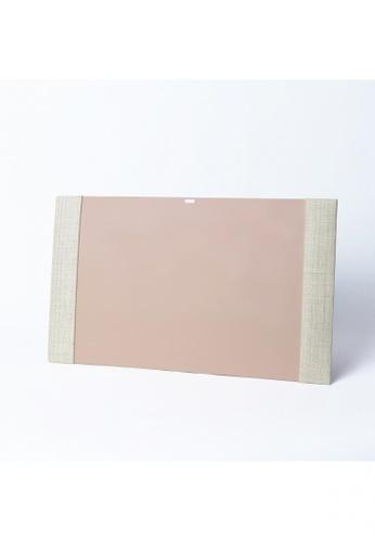Grassroots beige Desk Blotter 39E81HLBB124BCGS_1