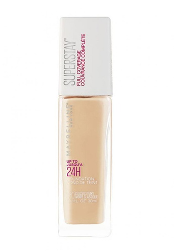 Maybelline Maybelline Superstay Full Coverage Foundation Classic Ivory 1AE27BE960F932GS_1