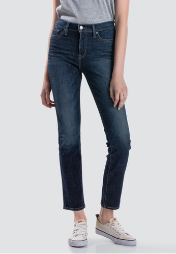 Levi s blue Levi s 312 Shaping Slim Footloose Female 19627-0079  1A3CAAAEA902F2GS 1 f5a2dd0512