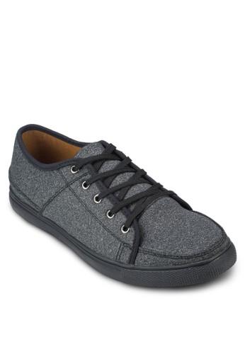 繫帶休閒布鞋, 鞋, 休zalora 折扣碼閒鞋