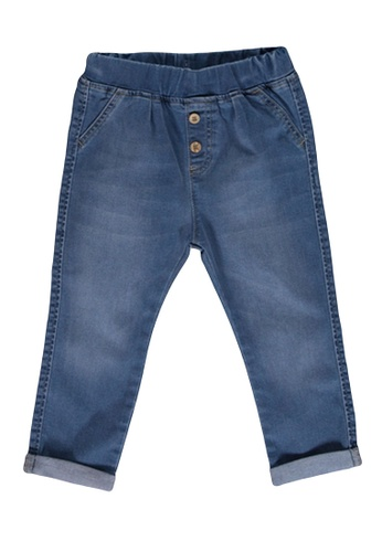 LC Waikiki blue Casual Long Jeans 14984KA26F180FGS_1