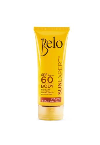 Belo yellow SunExpert Body Shield SPF60 BE923BE13EDYPH_1