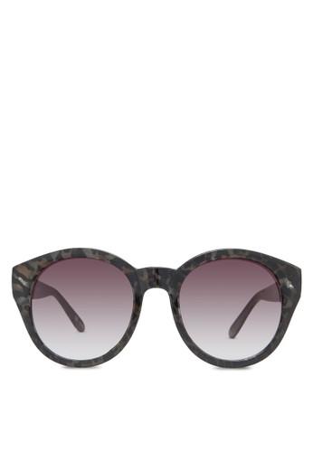 狗仔esprit 品牌隊太陽眼鏡, 飾品配件, 圓框