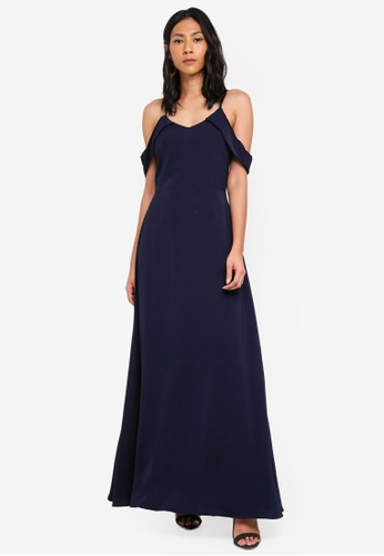 a28ab8d471da5 Buy Megane Jillian Bridesmaid Dress Online | ZALORA Malaysia