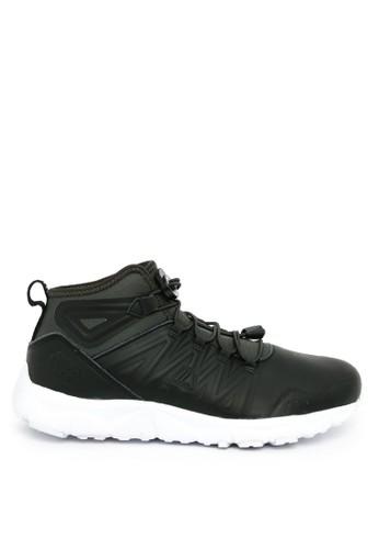 League black and multi Kumo Mid Leather LE825SH0VCR5ID_1