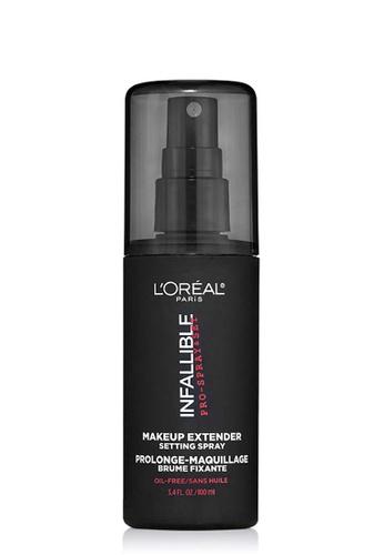 L'Oréal Paris L'Oreal Paris Infallible Fixing Spray 5EEF4BE39729B1GS_1