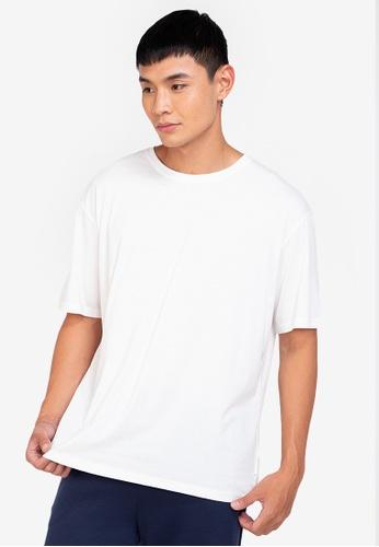 ZALORA BASICS white Wild Wild West T-Shirt F88B0AA4950CF3GS_1