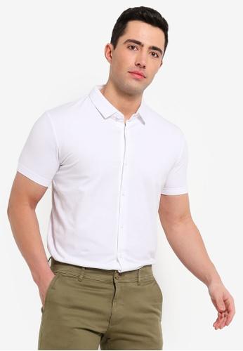 9d68c9b805 Buy ESPRIT Short Sleeve Polo Shirt Online on ZALORA Singapore
