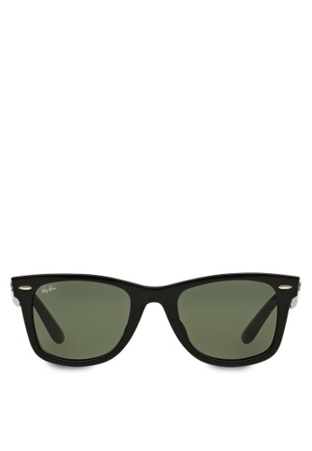d9039f0fcd Buy Ray-Ban Original Wayfarer RB2140 Sunglasses Online on ZALORA ...