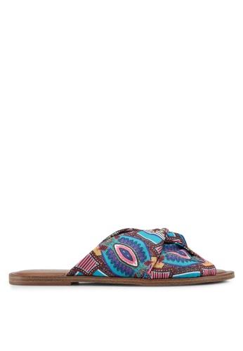 ALDO blue Sessame Flat Sandals F2661SH8C0E1D9GS_1