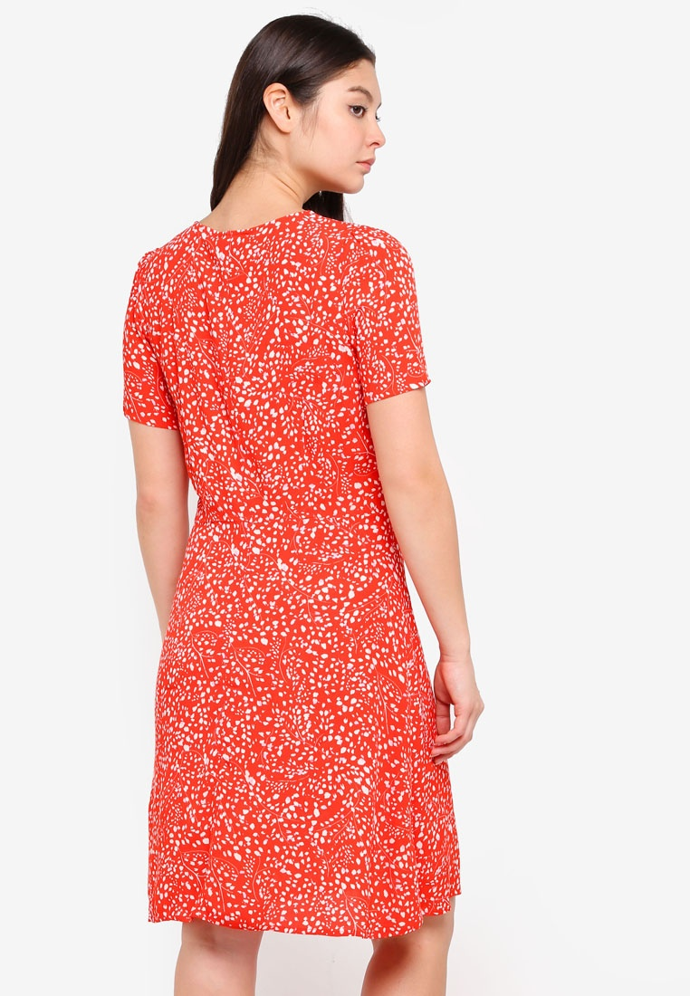 Clarence Emory Dress Dress MbyM Clarence MbyM Print dwOOqxaBX
