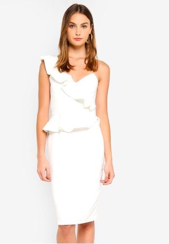 Bardot white Camelia Dress BA332AA0STAWMY_1