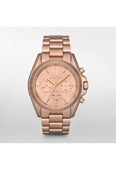 Bradshaw三眼計時腕錶 MK5503