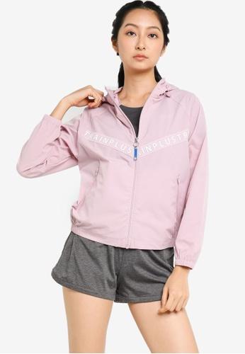 361° pink Cross Training Jacket 70D88AAEC388E2GS_1