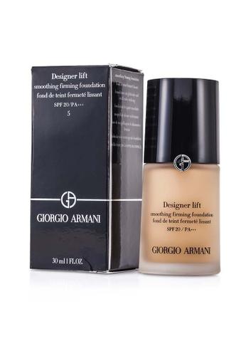 GIORGIO ARMANI GIORGIO ARMANI - Designer Lift Smoothing Firming Foundation SPF20 - # 5 30ml/1oz 28B10BEB5B7968GS_1