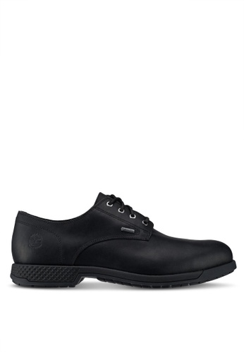 Timberland black City's Edge Oxford with Gore-Tex Membrane EE258SHEF545CAGS_1