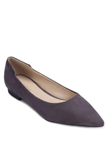 尖頭平底鞋,zalora 心得 ptt 女鞋, 鞋