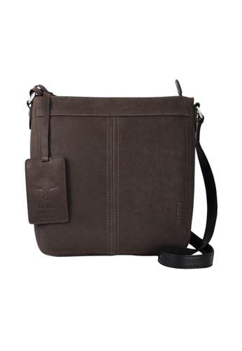 Picard Brown Buffalo Sling Bag Baa30acc53d0a6gs 1