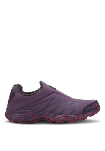 The North Face purple TNF W VENTURE MEMO SLIP-ON WINTER (AP) DKEPPRPL/AMTHPRPL TH879SH0FM75SG_1