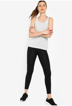 08b68d925f5f 20% OFF GAP GapBody High Waist Sculpt Revolution Gfast Perf Side Leggings  S$ 108.90 NOW S$ 86.90 Sizes XS S M L