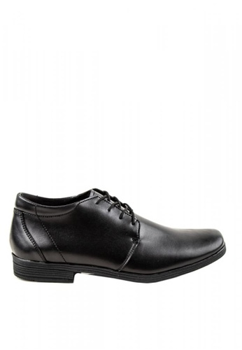 Otto black Lace-up Formal Shoes 7780ASHDD0236EGS_1