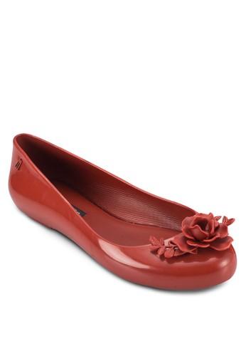 Space Love Flower esprit 童裝+ AH 平底鞋, 女鞋, 鞋