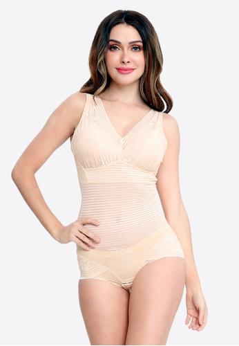 6772e7f3a1 Shop Lady Grace Body Shaper Online on ZALORA Philippines