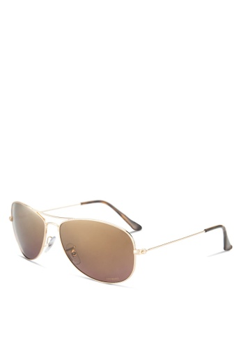 d83dd30e03 Buy Ray-Ban RB3562 Chromance Sunglasses Online on ZALORA Singapore