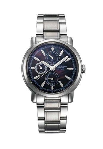 Aries Gold silver Aries Gold Inspire Contender Silver Watch FE064ACB1686EEGS_1