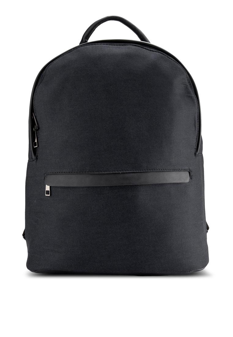 Seamless Denim Backpack