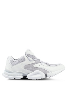 367b6c3c86bc1 Reebok grey Run R 96 Shoes 5B9C5SH5ED4BC9GS 1