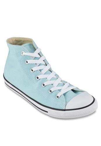 Chuck Tayesprit高雄門市lor All Star Dainty 高筒運動鞋, 女鞋, 鞋