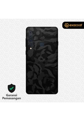 Exacoat Galaxy A9 (2018) 3M Skins Camo Series - Black Camo 7F2A5ESD8701B6GS_1