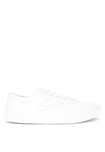 Tretorn white Men's Nyliteplus Sneakers 053C5SH3763A41GS_1