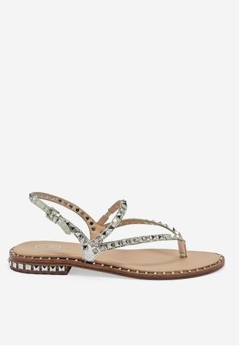 ASH grey ASH Peps Sandals CE447SH1C33161GS_1