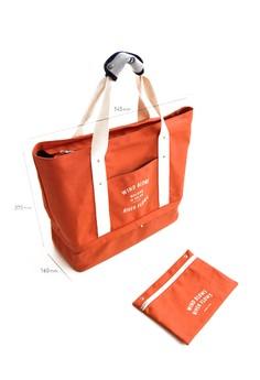 Travel Bag, Weekender Bag, Gym Bag or Mommy Bag