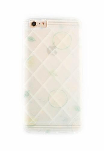 Fancy Cellphone Cases multi Limes Soft Transparent Case for iPhone 6plus/6splus FA644AC83RZCPH_1